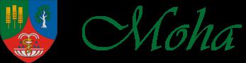 Címlap - Moha község honlapjának nyitóoldalára